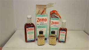 4 NEWOLD STOCK PHARMACEUTICAL COLLECTIBLES