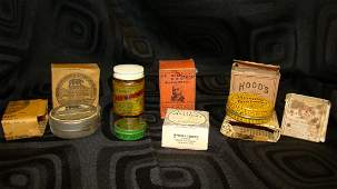 5 NEWOLD STOCK PHARMACY COLLECTIBLES