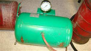 SM AIR TANK WITH GAUGE