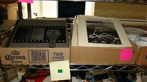 2 BOXES OF PHOTOGRAPHY BOOKS