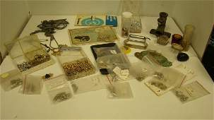 VARIOUS JEWELRY MAKING SUPPLIES  OTHER FUN ITEMS