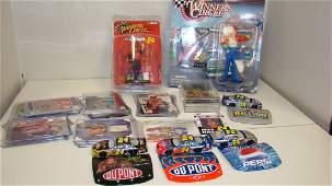 VARIOUS NO 24 JEFF GORDON NASCAR COLLECTIBLES