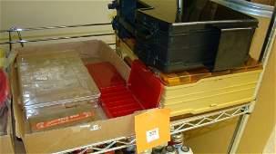 2 TACKEL BOXES AND TACKLE