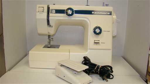 KENMORE 40 40 SEWING MACHINE Amazing Kenmore Sewing Machine 385