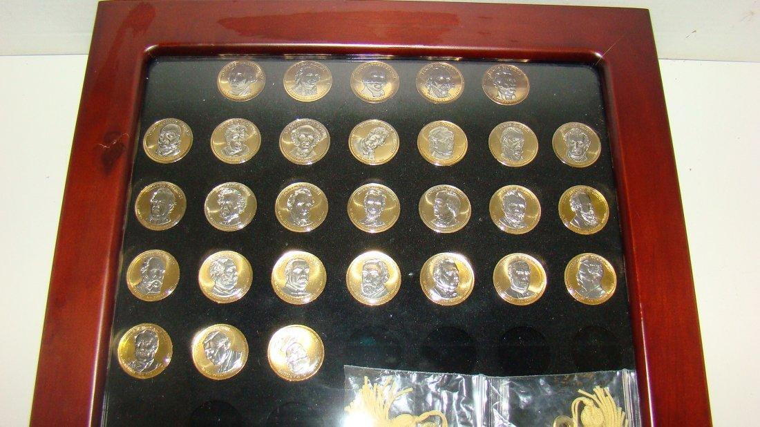PRESIDENTIAL COIN COLLECTION SET