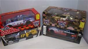 3 NIB RC  1 MOTORWORKS DIECAST RACE CARS