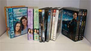 BOX OF VARIOUS DVD MOVIES  TV SHOWS