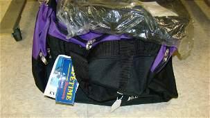 NEW EVEREST NYLON TRAVEL BAG  LAPTOP BAG