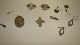 Various Sterling & Other Jewelry