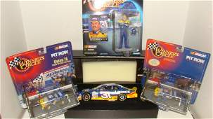 4 DIECAST 31 NASCAR MIKE SKINNER COLLECTIBLES