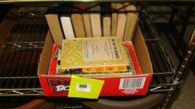 Box Of Various Vintage Books