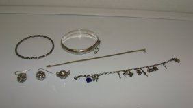 Various Sterling & Non-sterling Jewelry
