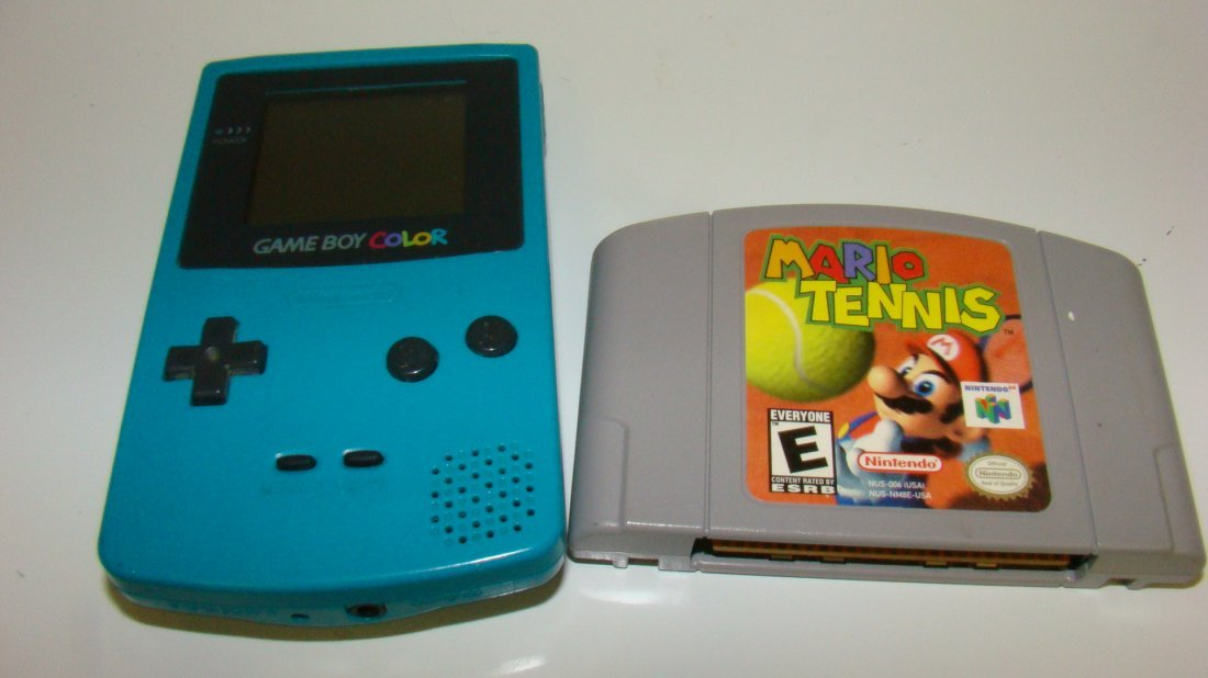 GAMEBOY COLOR & NINTENDO 64 GAME