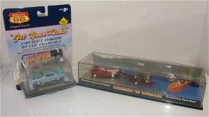 2 DIECAST CARS  KIT