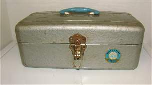 UNION STEEL WATERTITE TACKLE BOX & CONTENTS