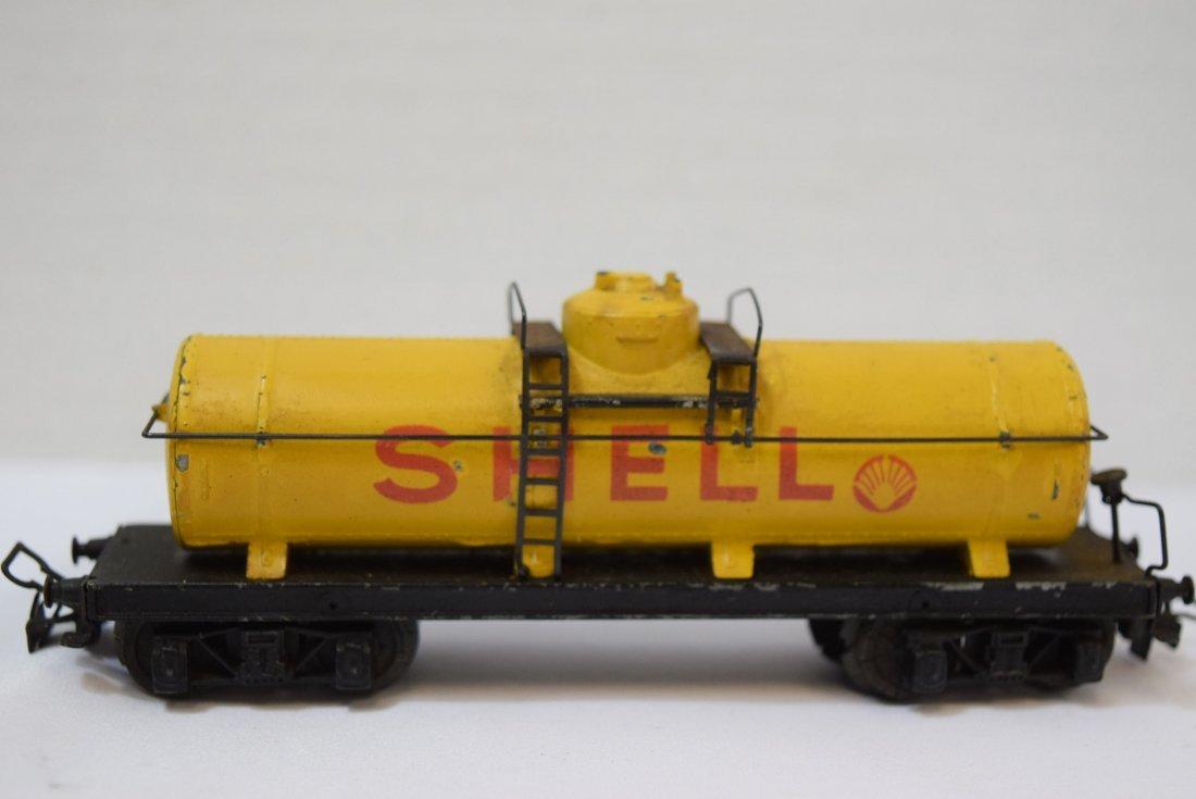 VINTAGE MARKLIN SHELL TANK TRAIN CAR 334