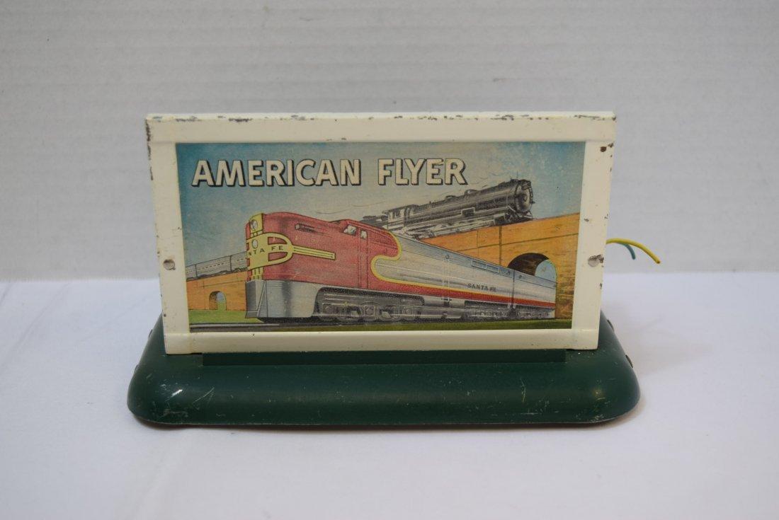 AMERICAN FLYER BILLBOARD STEAM WHISTLE