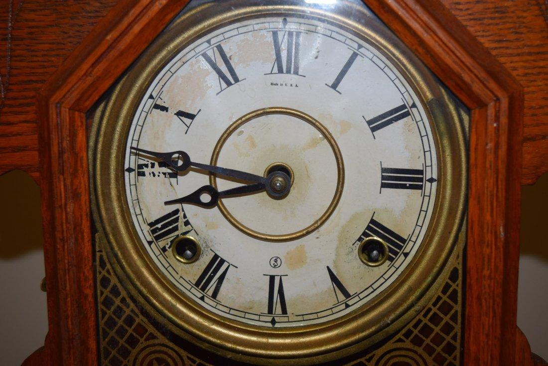 INGRAHAM KITCHEN CLOCK - 2