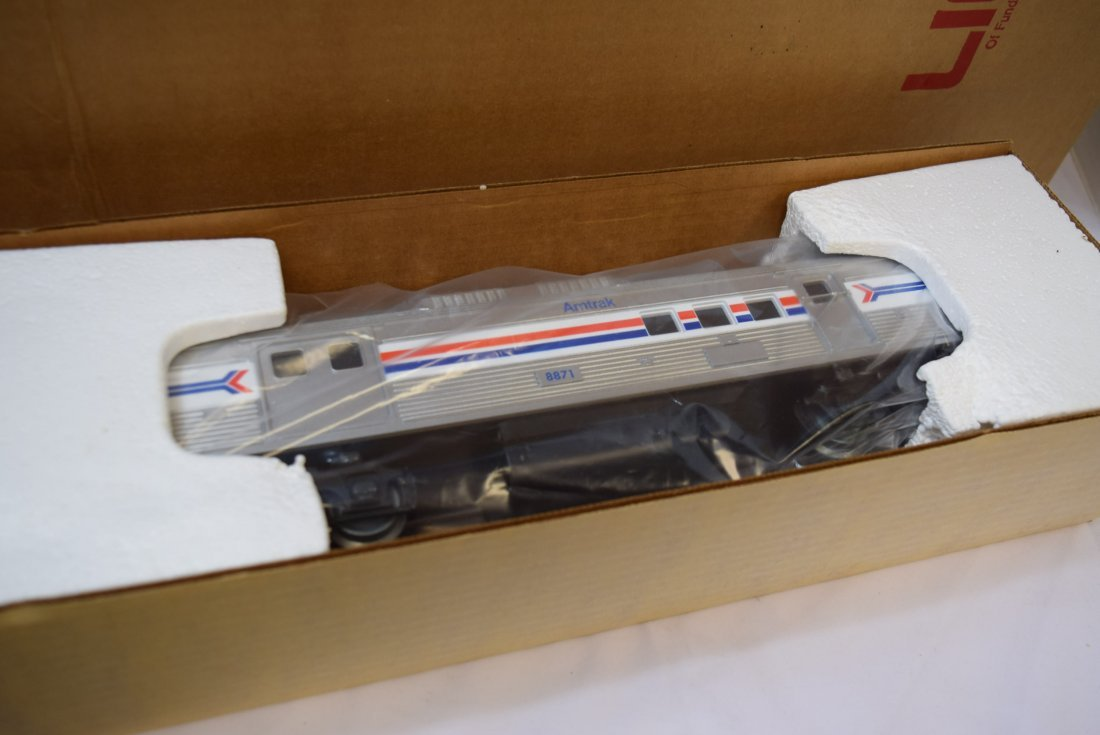 LIONEL NEW OLD STOCK 3 AMTRAK BAGGAGE;MAIL CARS - 4