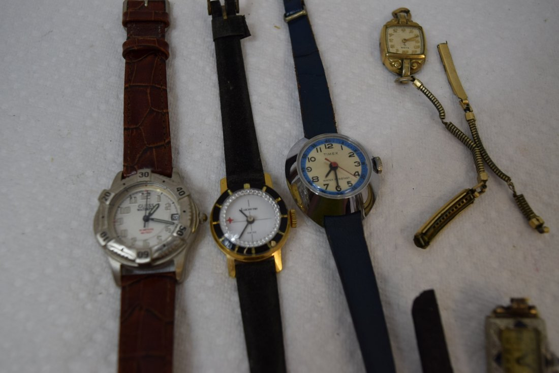 3 VINTAGE WATCHES ELGIN; BEDFORD; LUCERNE AND MORE - 4