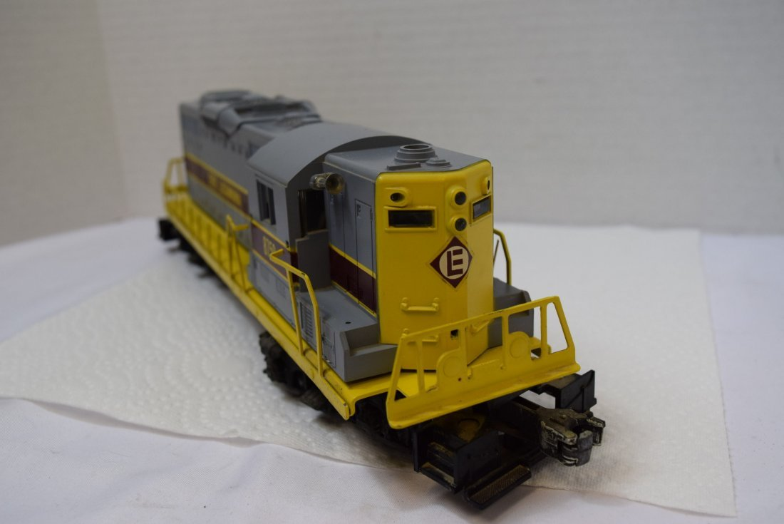 LIONEL O GAUGE LACKAWANNA TRAIN LOCOMOTIVE 6-8759 - 4