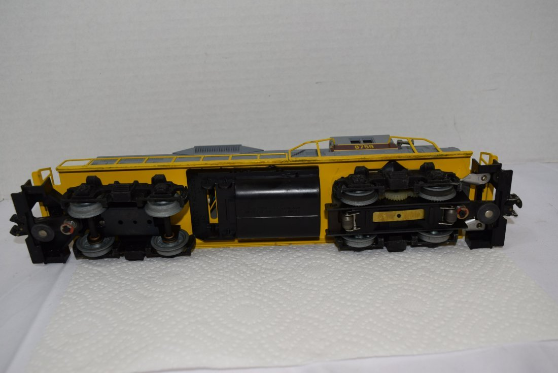 LIONEL O GAUGE LACKAWANNA TRAIN LOCOMOTIVE 6-8759 - 5