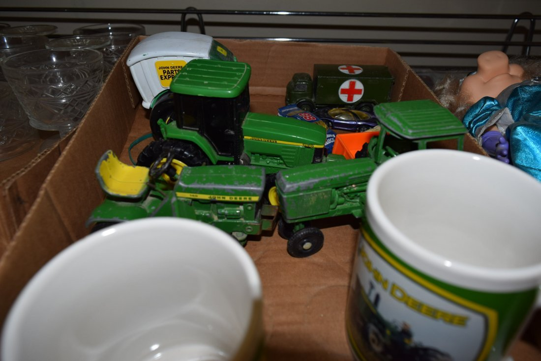 FUN LOT OF JOHN DEERE AND MORE - 2
