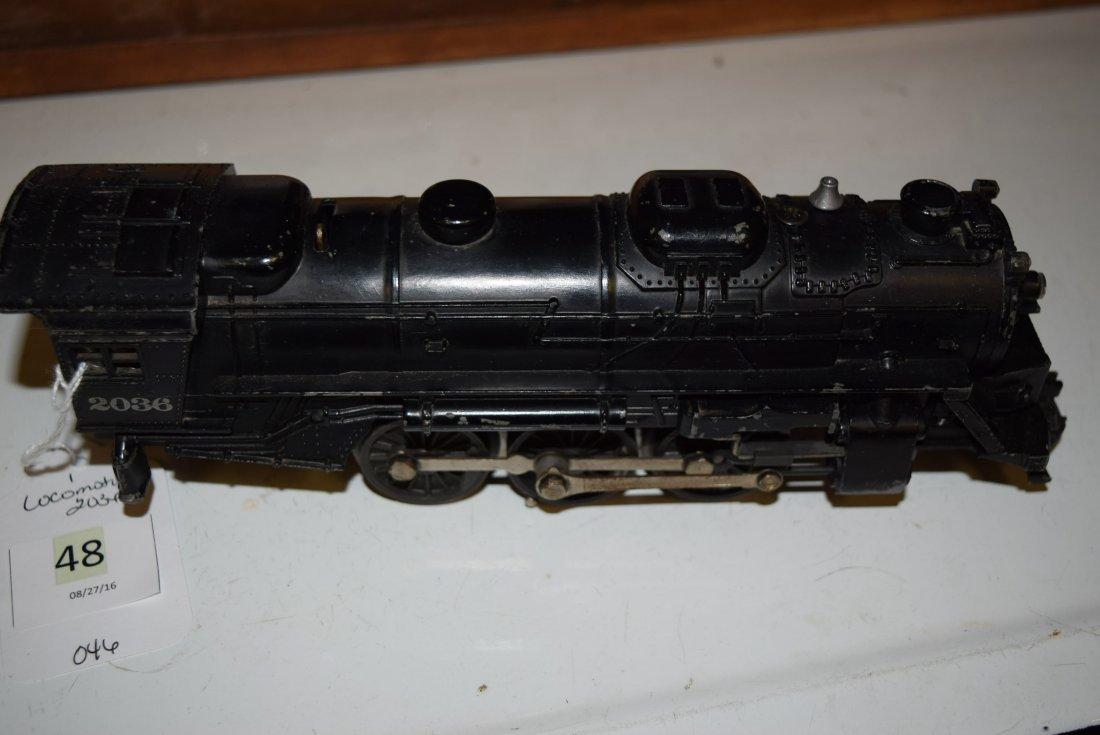 Lionel Locomotive 2036