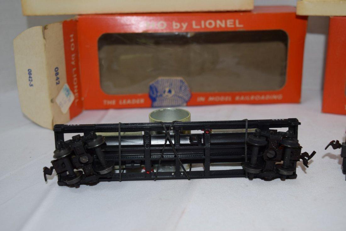 2 LIONEL HO SCALE TRAIN CAR & CABOOSE - 5