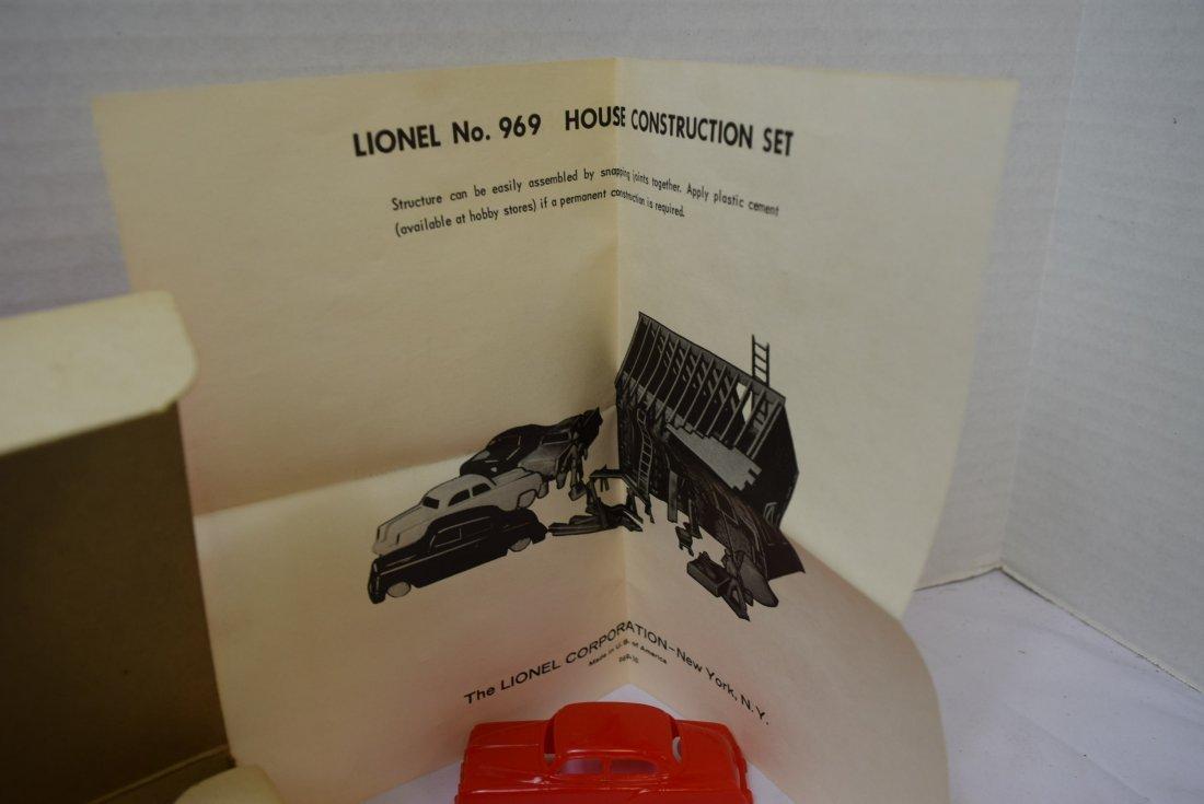 LIONEL HOUSE CONSTRUCTION SET 969 - 2