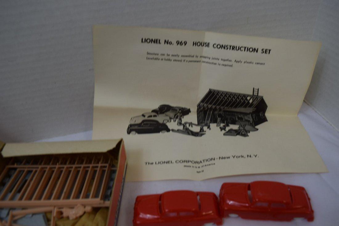 LIONEL HOUSE CONSTRUCTION SET 969 - 4