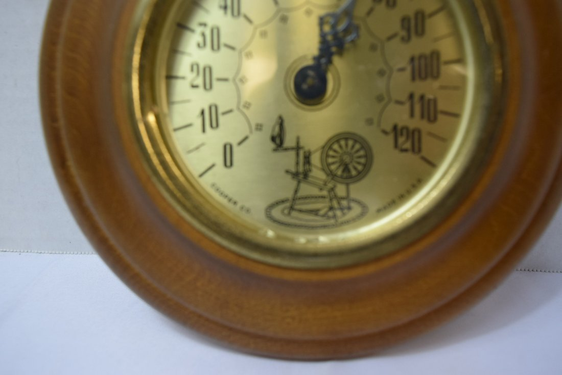 SWIFT INSTRUMENT &  COOPER CO BAROMETERS - 5