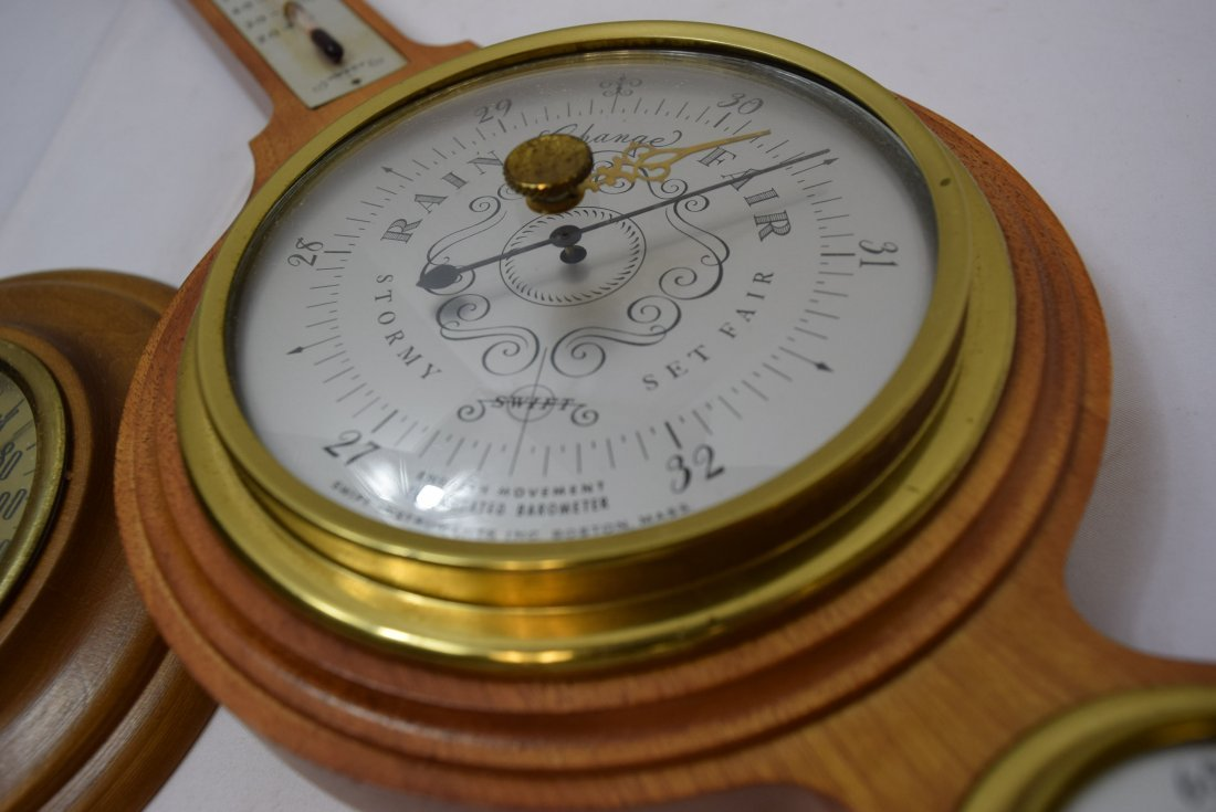 SWIFT INSTRUMENT &  COOPER CO BAROMETERS - 6