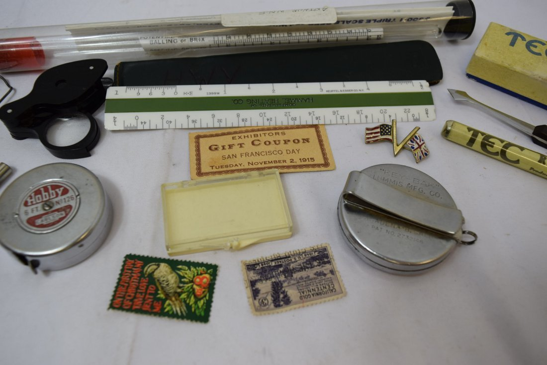 FUN LOT OF SCIENTIFIC ITEMS AND MORE - 3