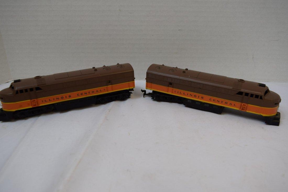 2 LIONEL RIVAROSSI LOCOMOTIVE TRAINS