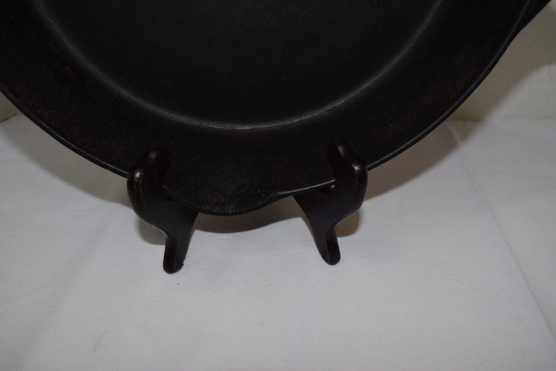 VINTAGE GRISWOLD NO.8 CAST IRON SKILLET/PAN - 4