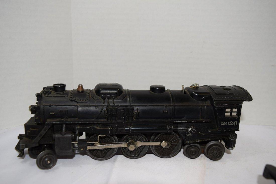 2 LIONEL LOCOMOTIVE TRAINS - 2