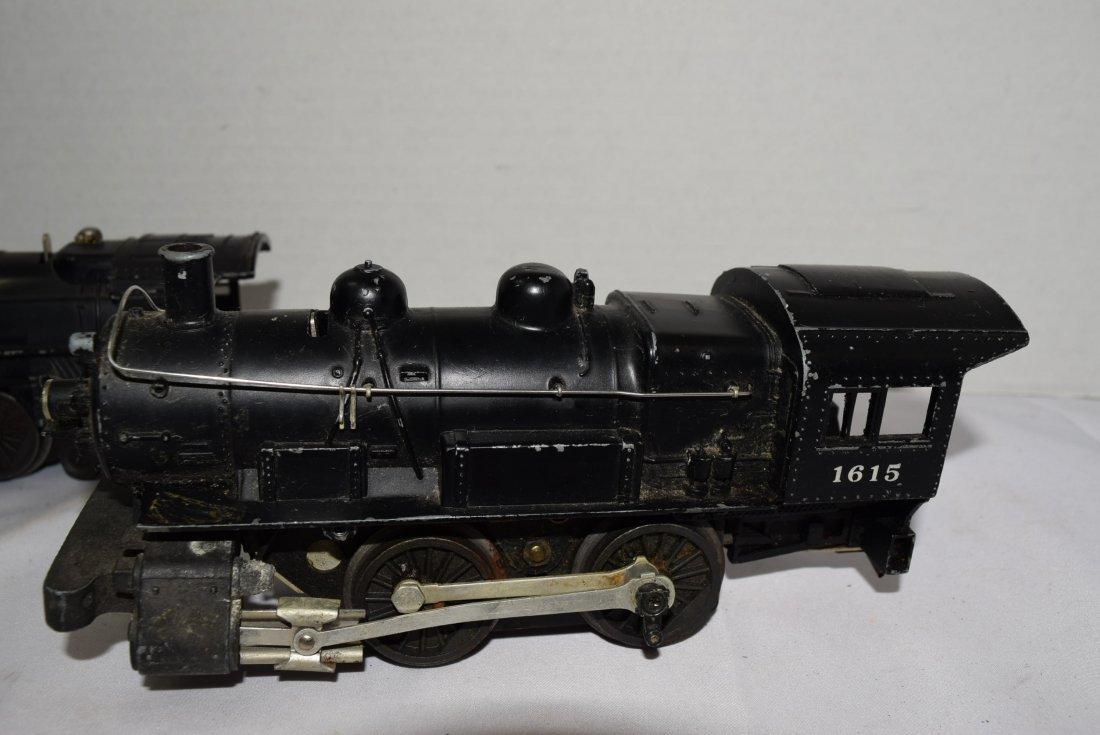 2 LIONEL LOCOMOTIVE TRAINS - 3