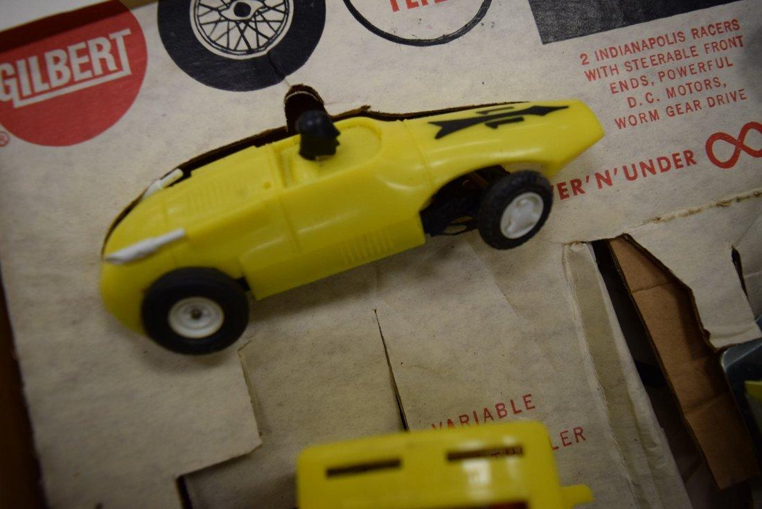 AMERICAN FLYER UNDER-N-OVER SLOT CAR TRACKWAY - 5