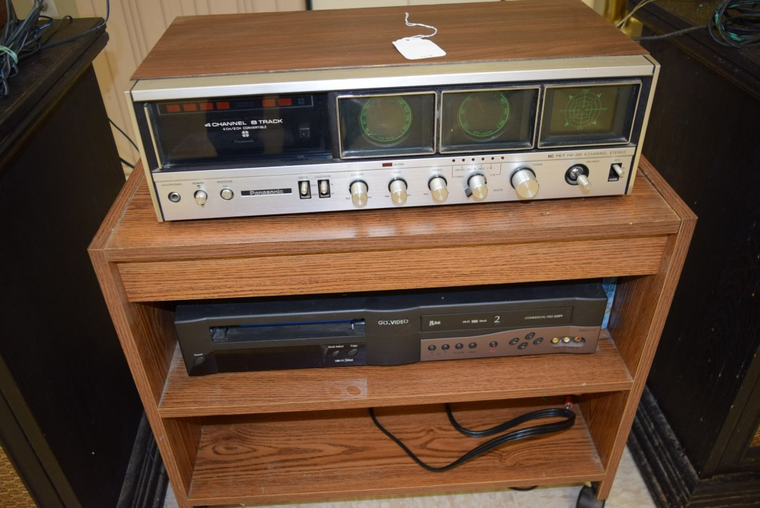 VINTAGE STEREO GROUP LOT - 2