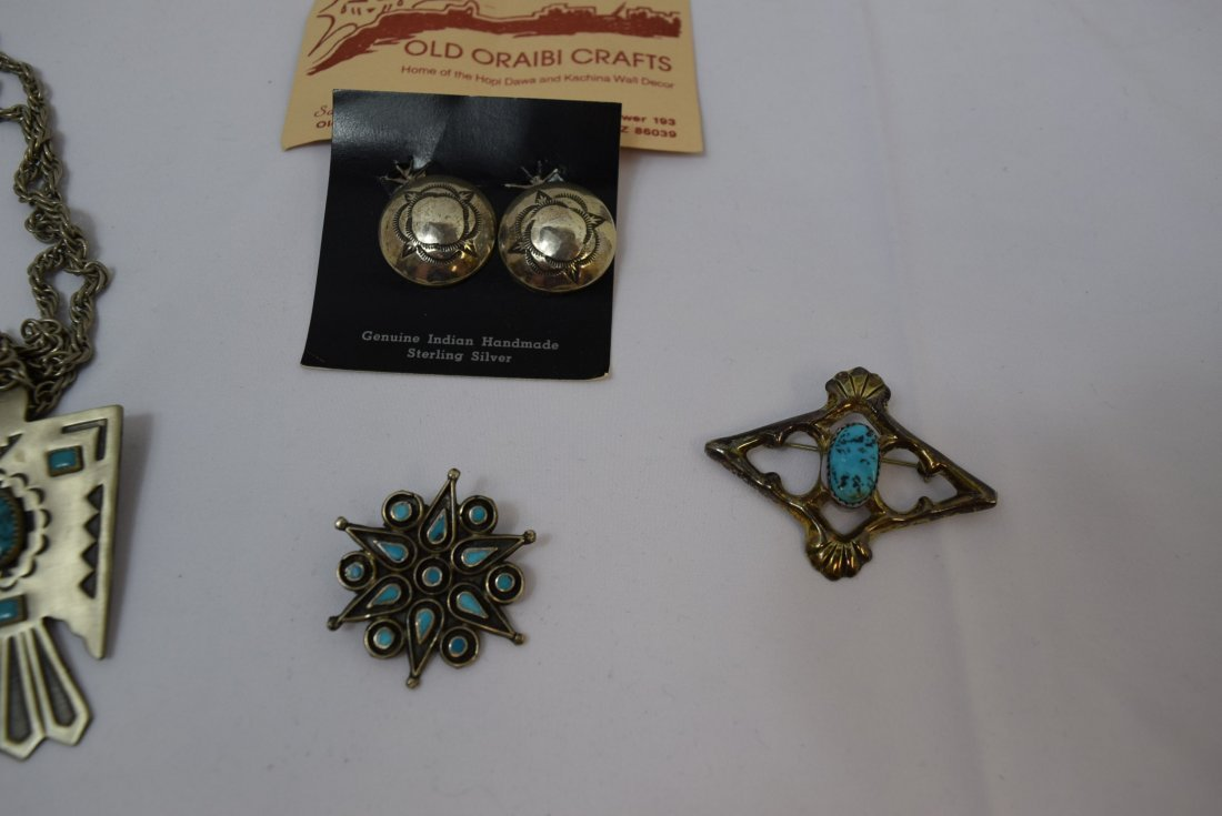 STERLING SILVER JEWELRY - 3