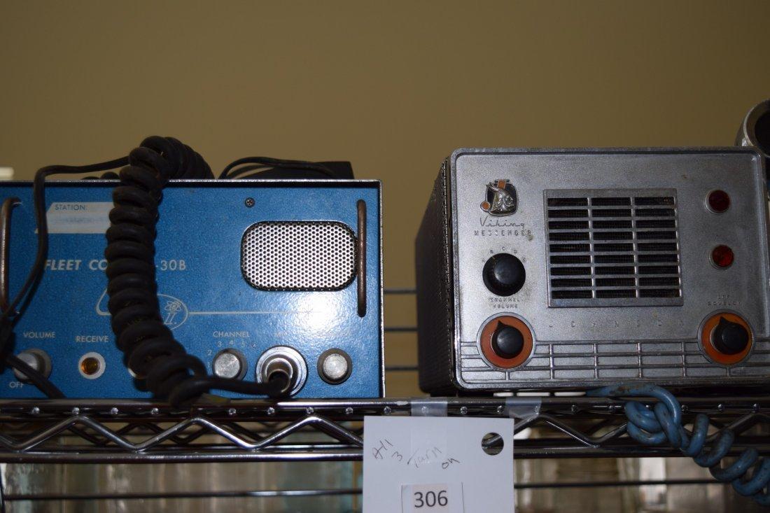 3 VINGAGE HAM RADIOS