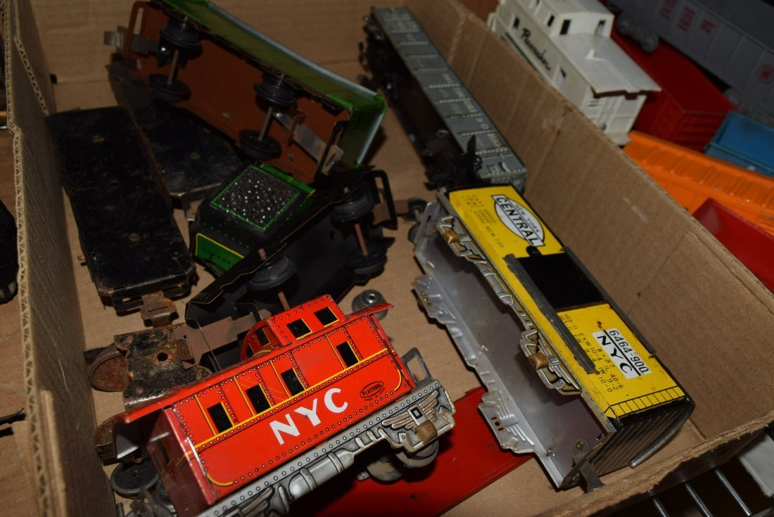 VARIOUS TIN LITHO TRAINS - 5