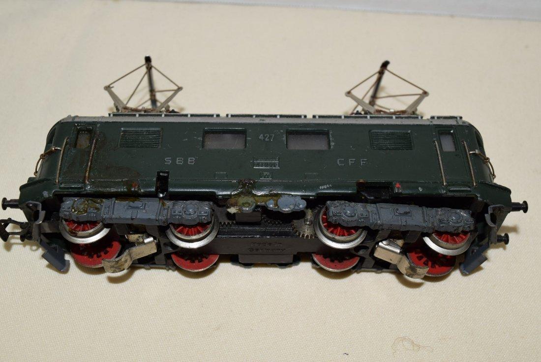 MARKLIN HO SBB CFF 427 RET 800 20V LOCOMOTIVE - 4