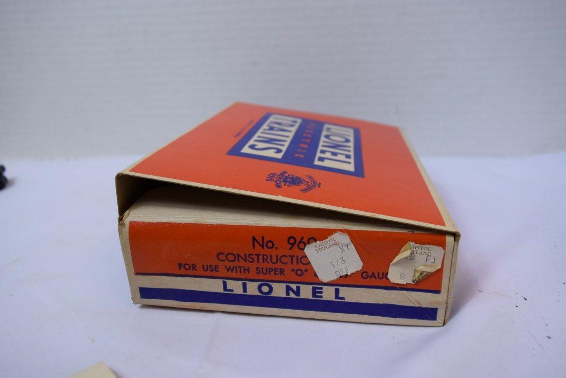 LIONEL HOUSE CONTRUCTION SET 969 - 5