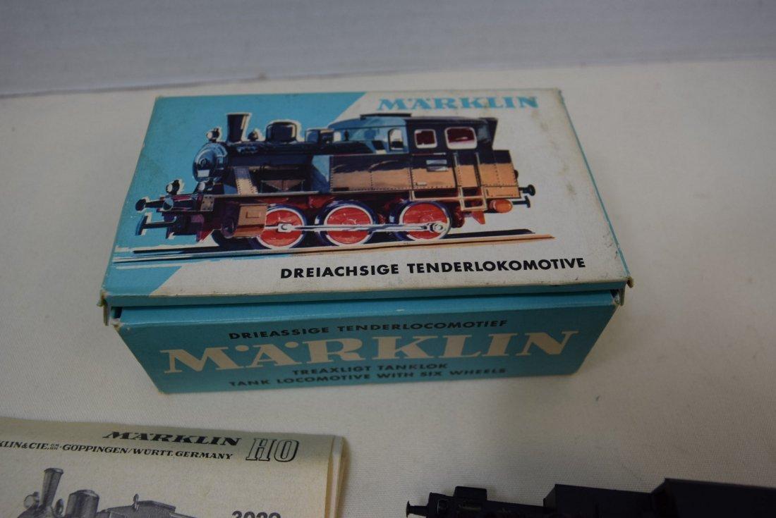 MARKLIN HO LOCOMOTIVE 3029 IN ORIGINAL BOX - 2