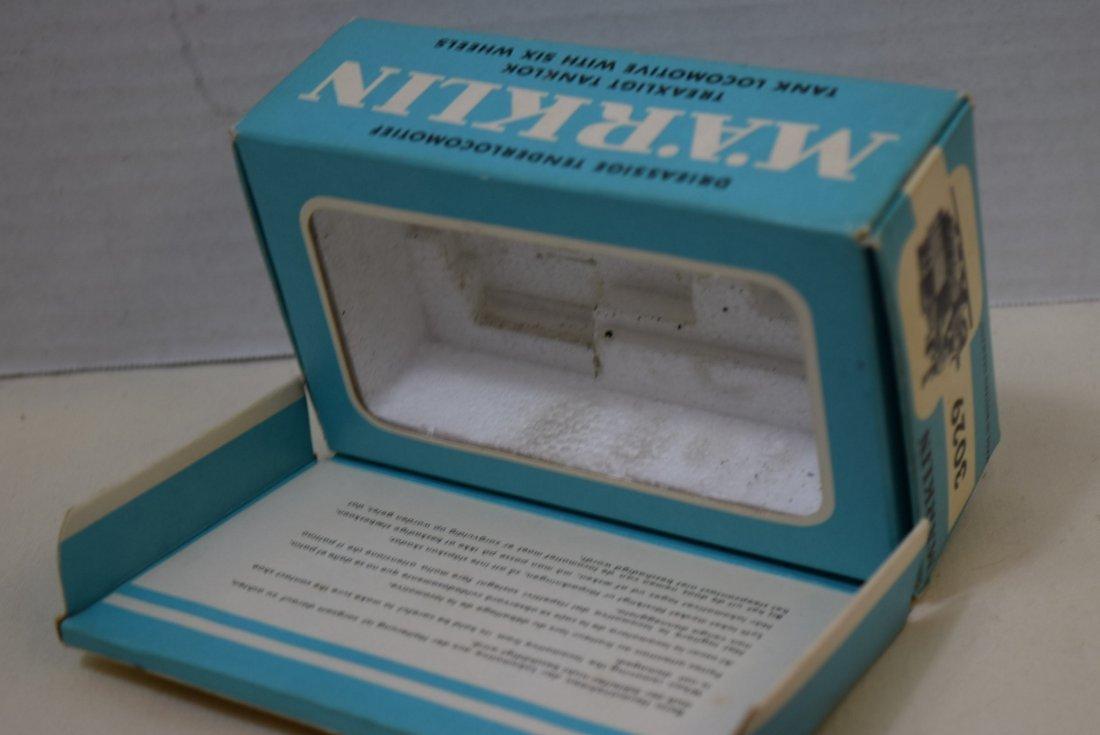 MARKLIN HO LOCOMOTIVE 3029 IN ORIGINAL BOX - 5