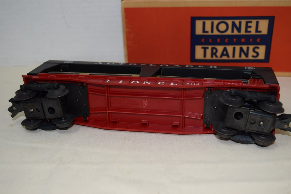 LIONEL AUTO-LOADER TRAIN CAR - 5
