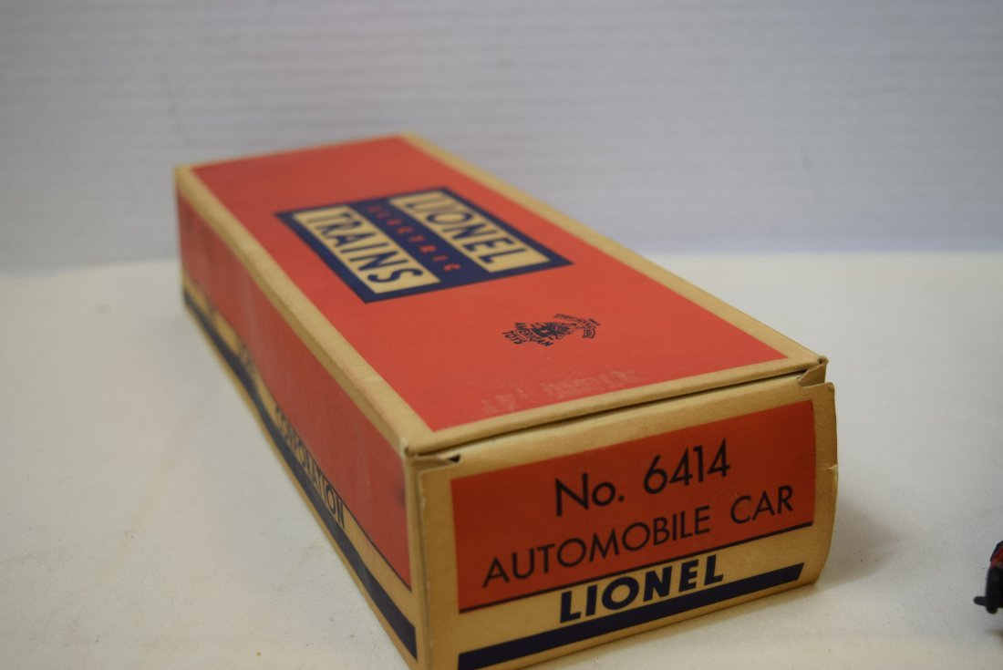 LIONEL AUTO-LOADER TRAIN CAR - 7