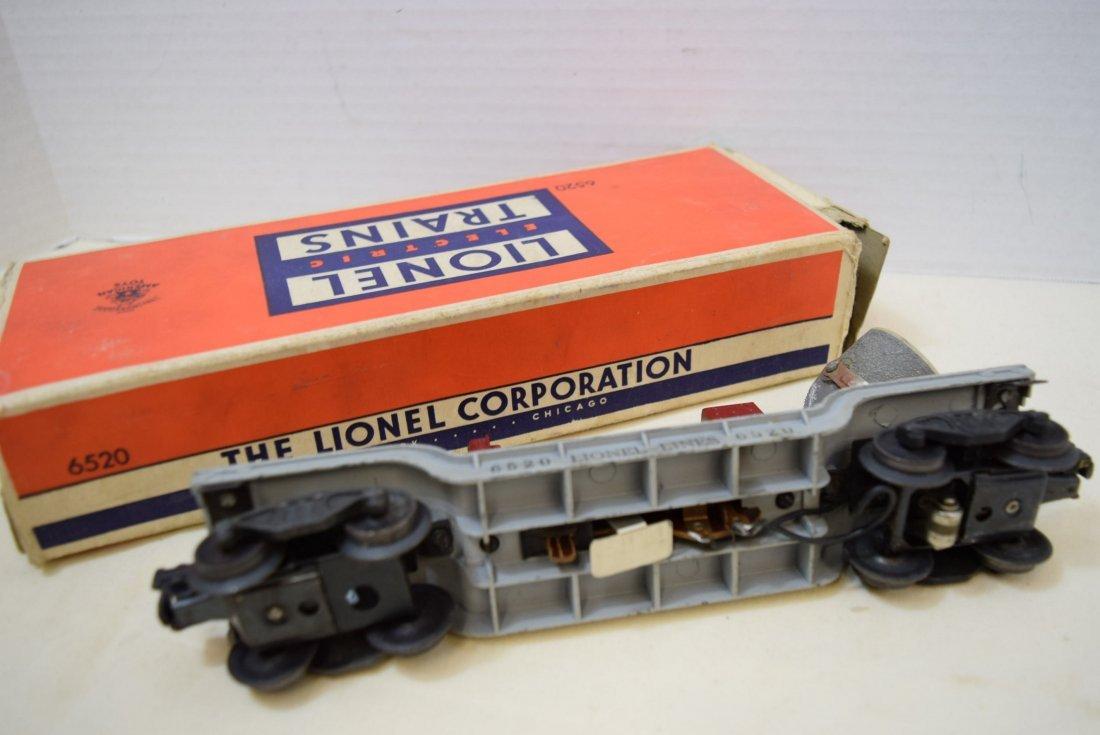 LIONEL SEARCHLIGHT CAR 6520 - 4